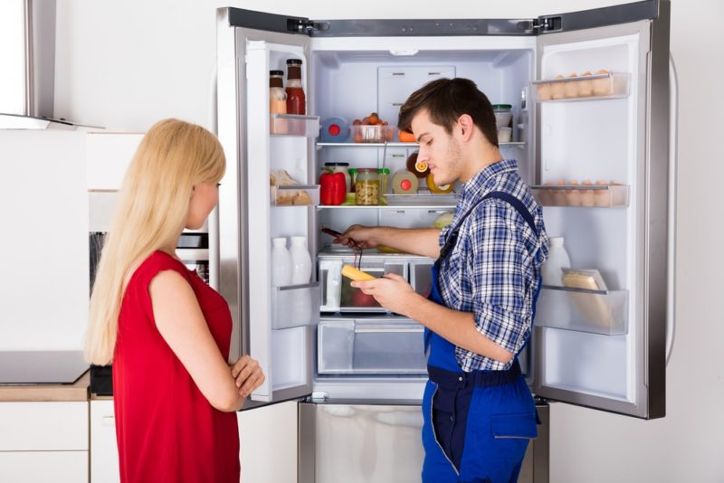 Appliance repair service Sub Zero Experts