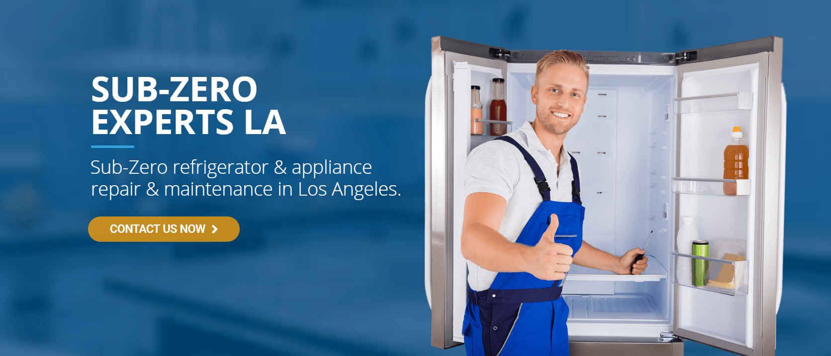 sub zero experts la refrigerator repair